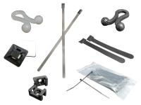 Kabelbinder * Kabelmontage