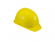 Bauhelm gelb 51 - 64 cm