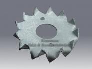 Holzverbinder zweiseitig 17 mm / 50 mm Bulldog verzinkt