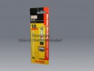 Abbrechklingen 18 mm Markenfabrikat