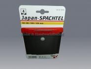 Japanspachtel Set 4tlg.