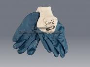 Arbeitshandschuhe Gr. 10 Nitrilhandschuhe XL Blau