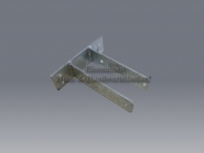 Stützenfuß Typ HB Breite 71 mm