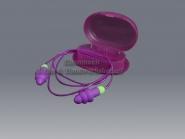 Gehörstöpsel 30 dB Rockets Cord