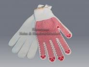 Arbeitshandschuhe Gr. 9/10 Strickhandschuhe Nylon