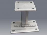 Stützenfuß höhenverstellbar 135 - 200 mm