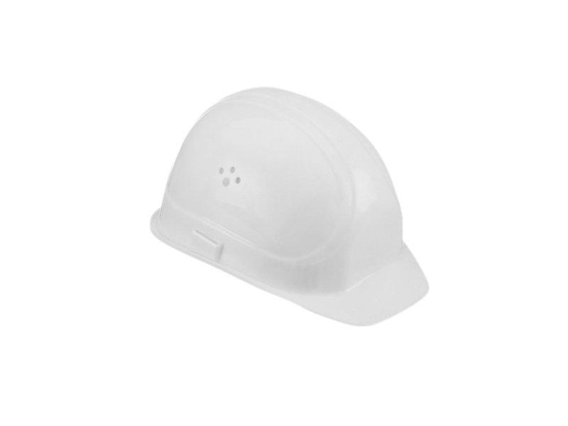 Bauhelm weiß 51 - 64 cm